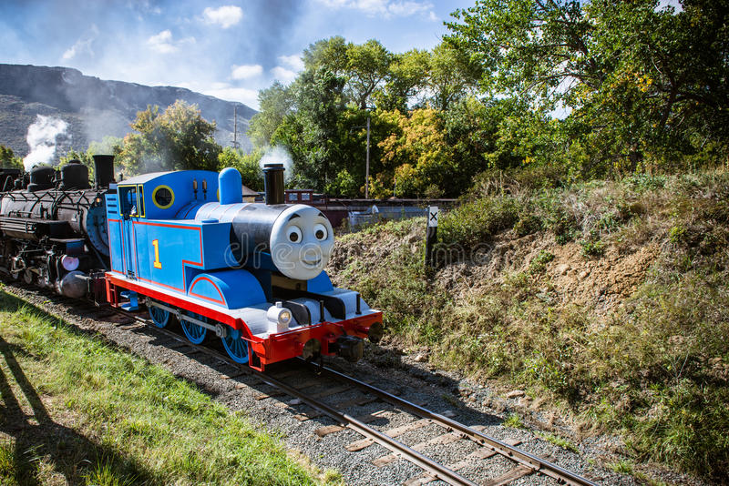 Download Thomas & Friends editorial stock photo. Image of line - 46894558