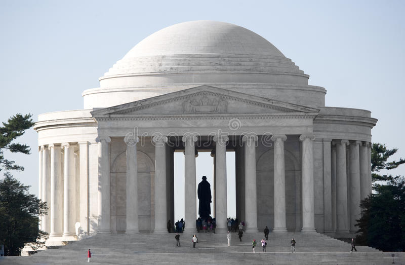 Thomas Jefferson Memorial Stock Photography - Image: 13649982