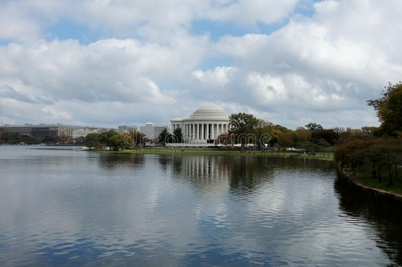 Download Thomas Jefferson Memorial stock image. Image of building - 27582071