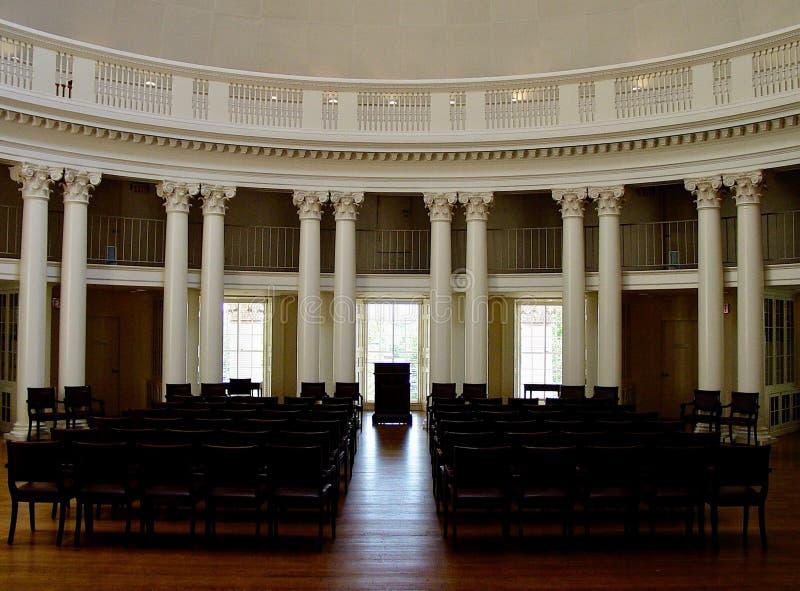 Thomas Jefferson Rotunda foto de archivo libre de regalías