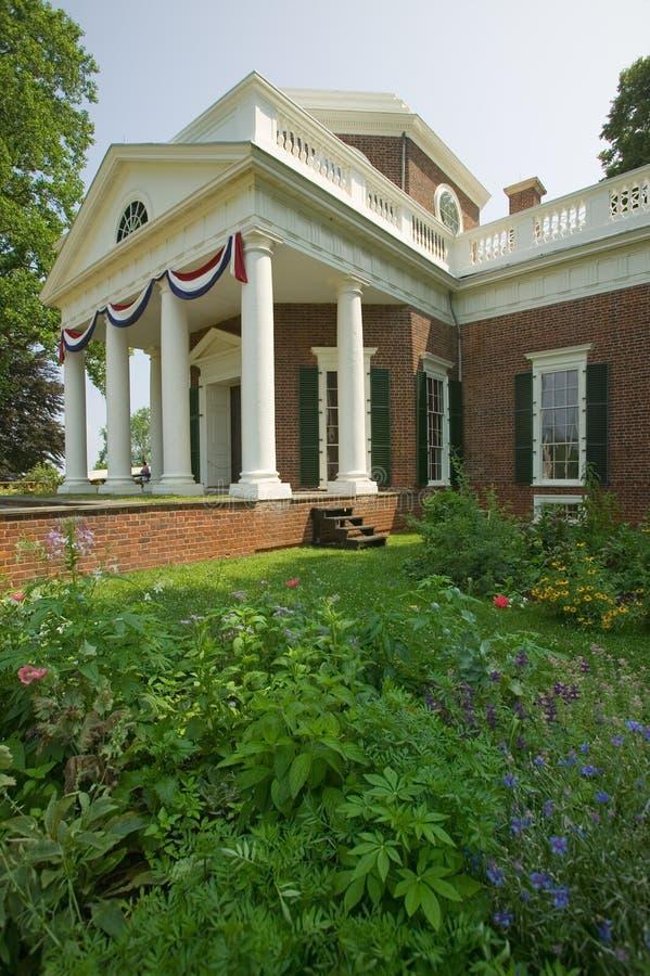 Download Thomas Jefferson's Monticello Stock Photo - Image: 26898182
