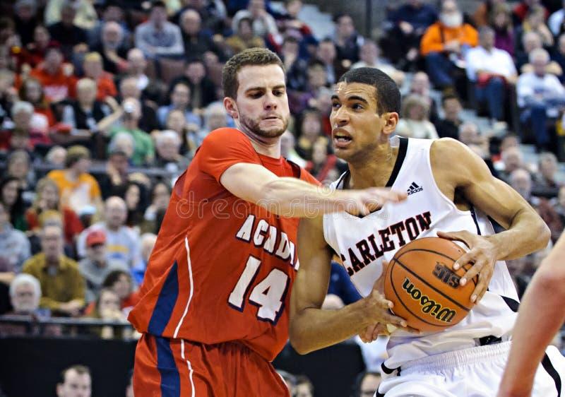 Def. van het Basketbal van de GOS van mensen royalty-vrije stock afbeelding