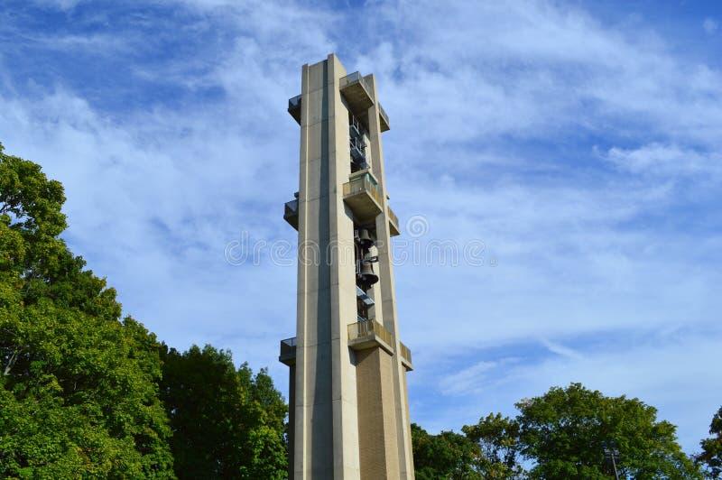Thomas Rees Memorial Carillon immagine stock libera da diritti