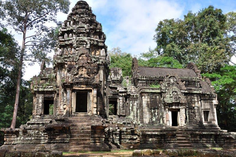 Download Thommanon in Angkor Wat stock afbeelding. Afbeelding bestaande uit cultureel - 29501541