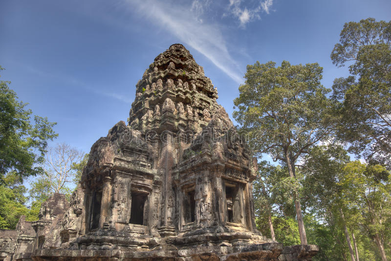 Download Thommanon Temple In  Angkor   Cambodia Stock Image - Image: 31178987
