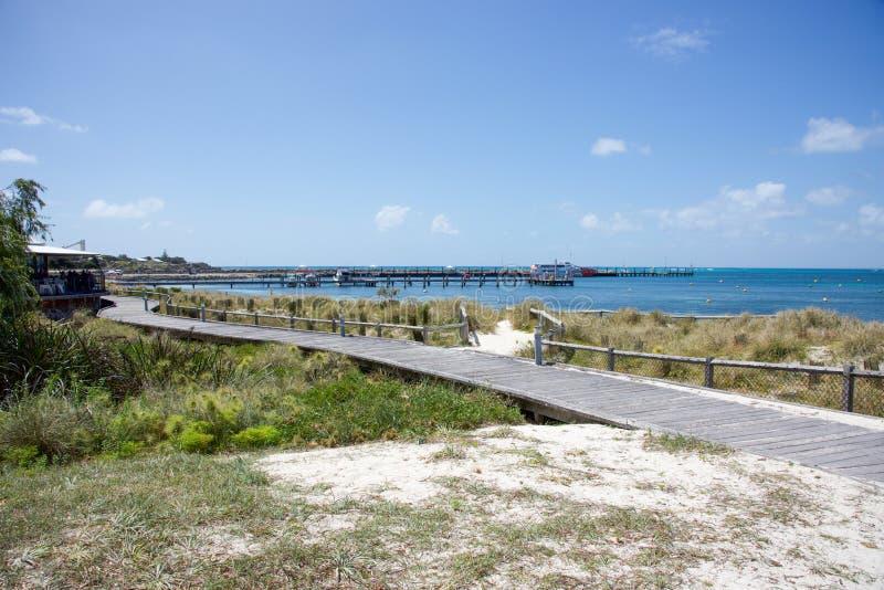 Thompson Bay Foreshore arkivfoton