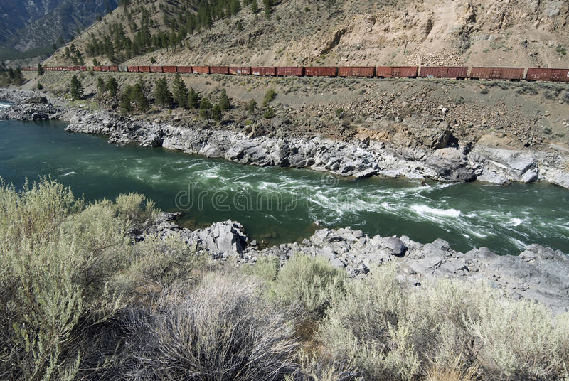 Thompson River stock photos