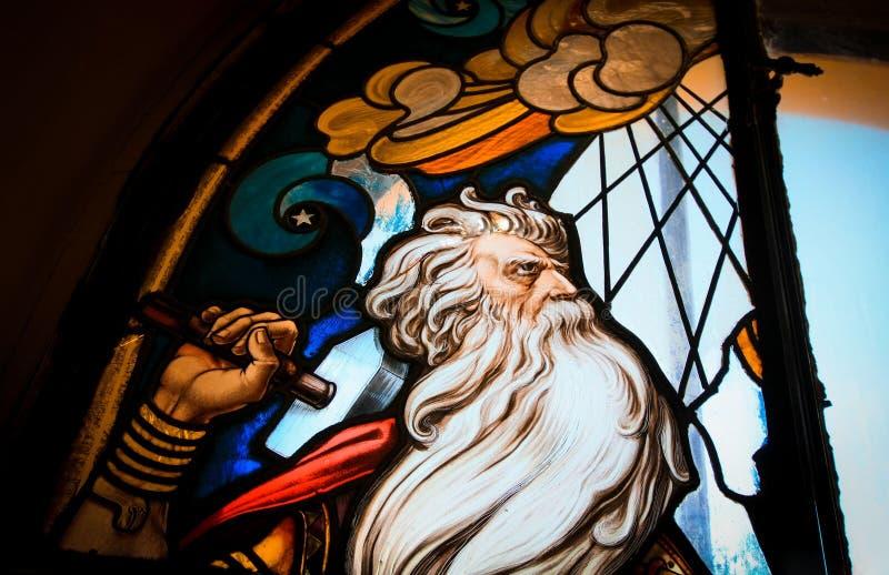 Thor Wielki obrazy royalty free