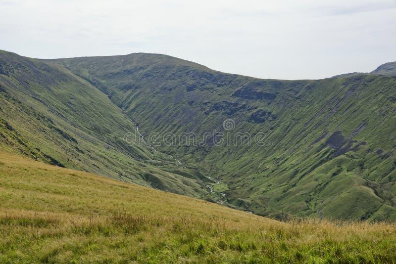 Thornthwaite Crag arkivbild