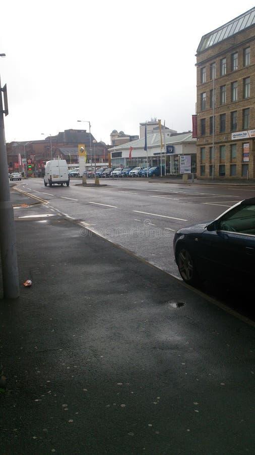 Thornton Road fotos de archivo
