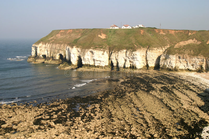 Download Thornwick Bay Stock Photo - Image: 1239020