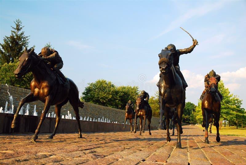 Thoroughbred park, Lexington obraz royalty free
