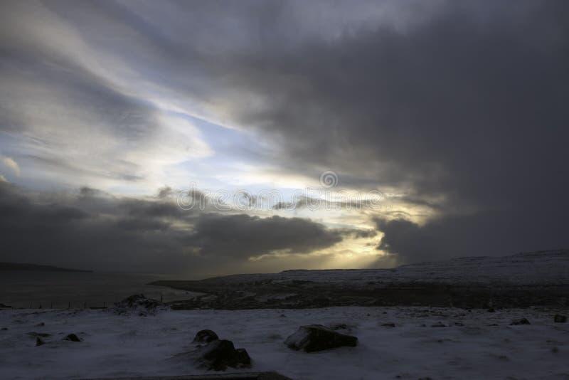 Thorshavn fotografie stock