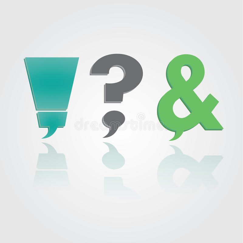 Download Thought Bubbles stock image. Image of strong, question - 24254119