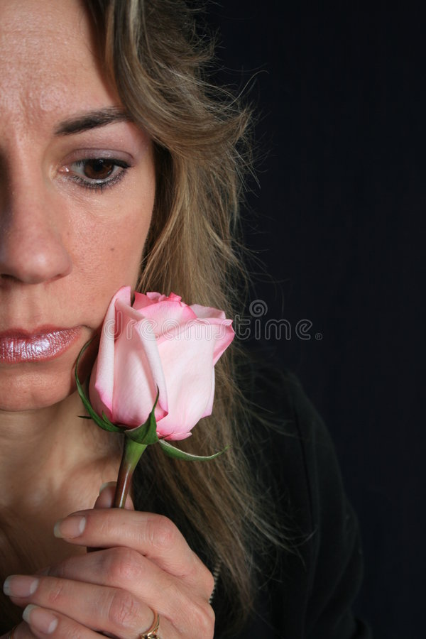 Thought of Love royalty free stock image