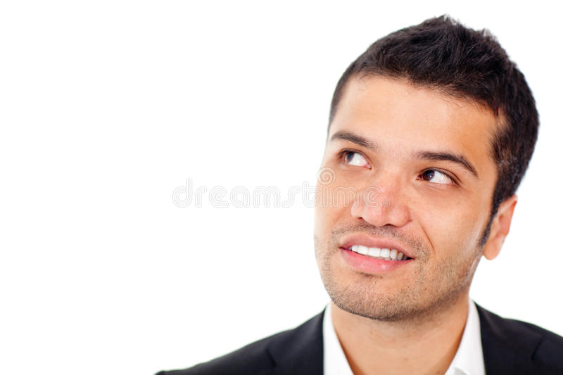 Download Thoughtful businessman stock image. Image of executive - 24794409