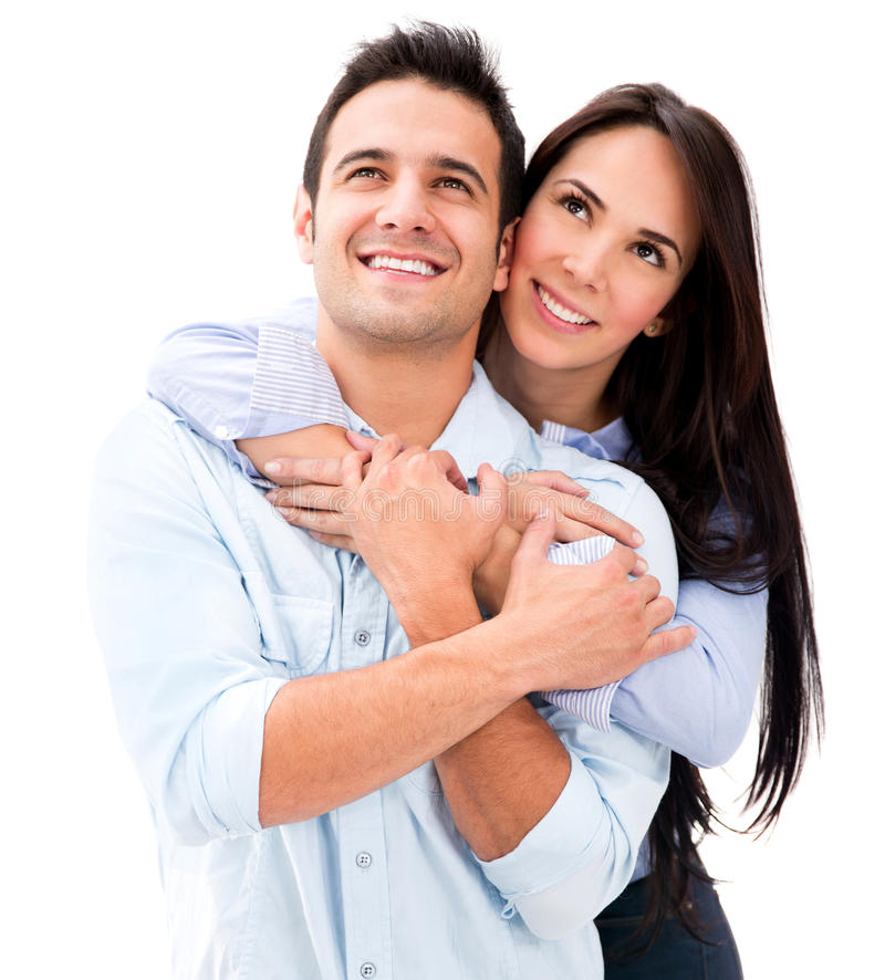 Download Thoughtful couple stock photo. Image of happiness, imagination - 29383268