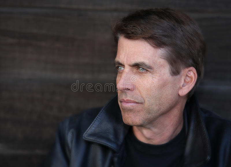 Thoughtful Man Stock Images
