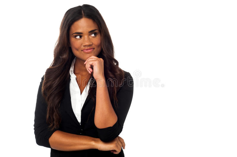 Download Thoughtful Young Business Entrepreneur Stock Photo - Image: 31655760