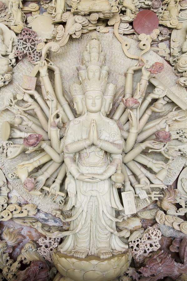 Download Thousand Hands Buddha Stock Images - Image: 11675234