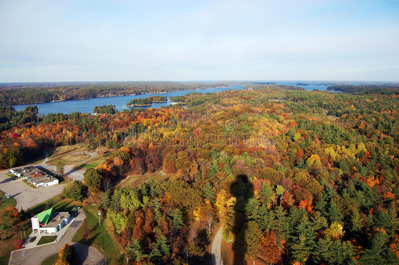 Download Thousand Islands In Fall Royalty Free Stock Images - Image: 18628879
