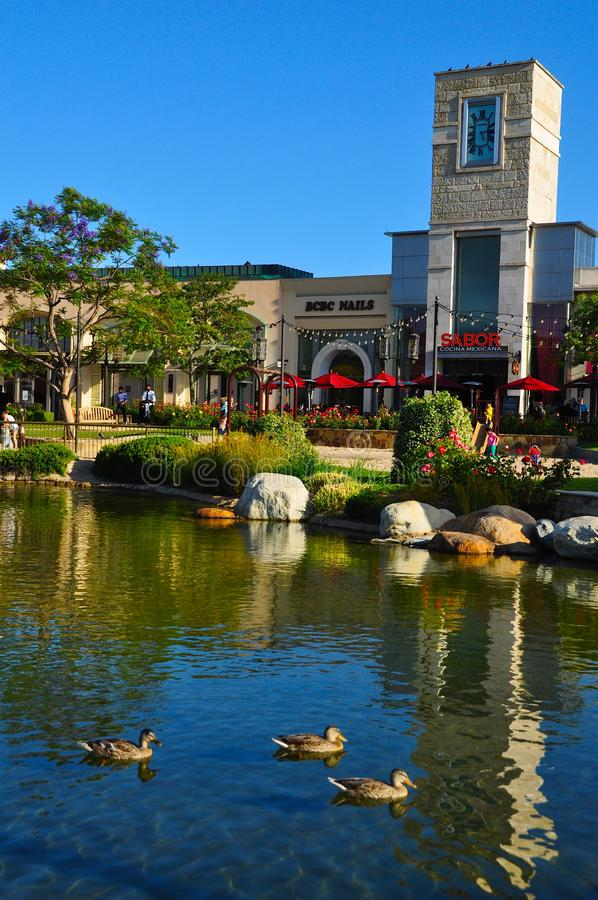 Thousand Oaks CA arkivbild