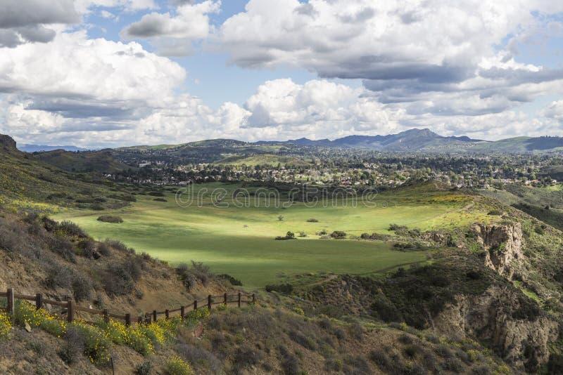 Thousand Oaks Kalifornien royaltyfri bild