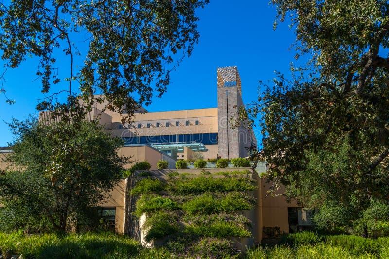 Thousand Oaks medborgarcentrum royaltyfri fotografi