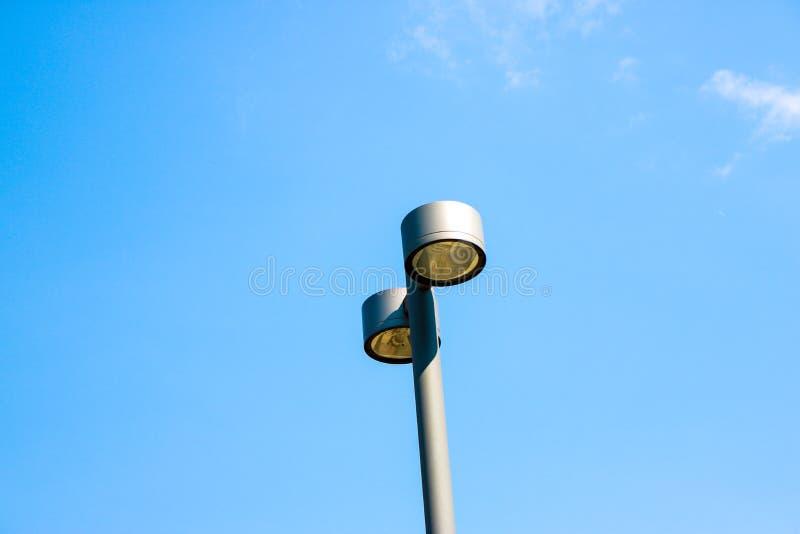 Thow освещает штендер стоковое изображение