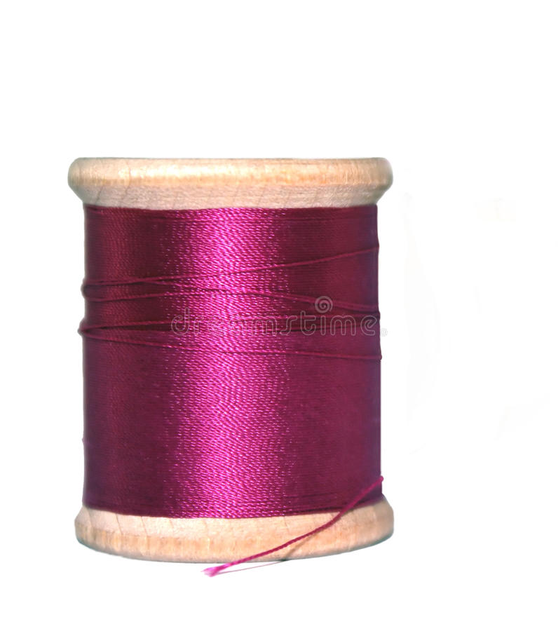 Download Thread stock image. Image of thread, isolated, stitch - 12707271