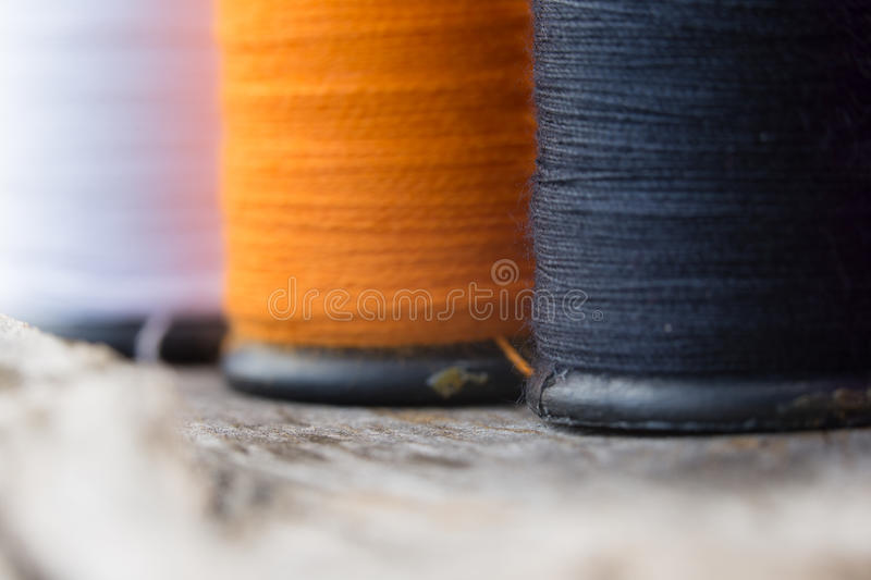 thread pattern royalty free stock photography