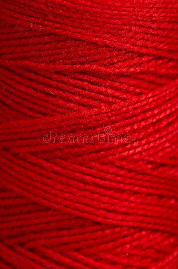 Thread roll royalty free stock images
