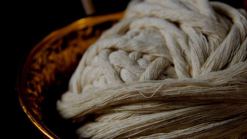 Thread Roll stock photo