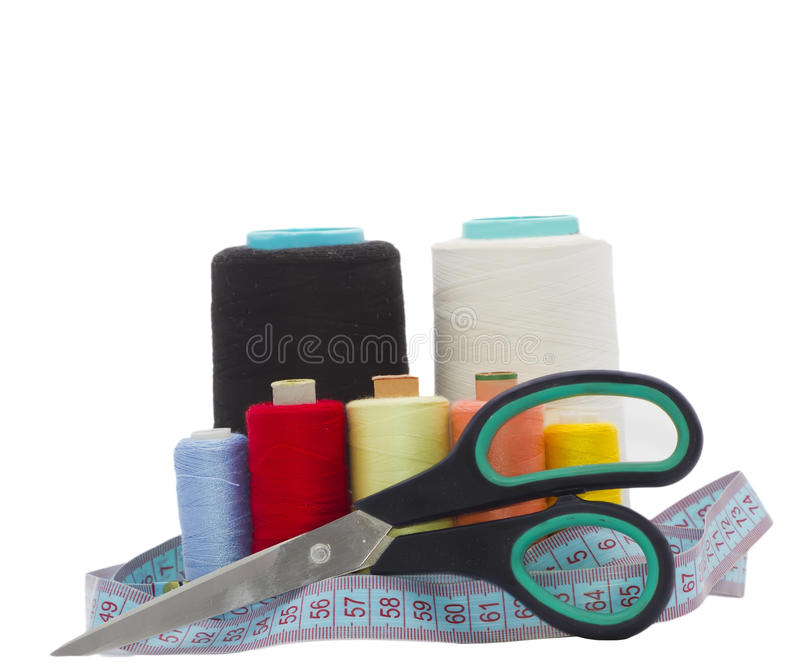 Download Thread for sewing stock photo. Image of assortment, cord - 18446834