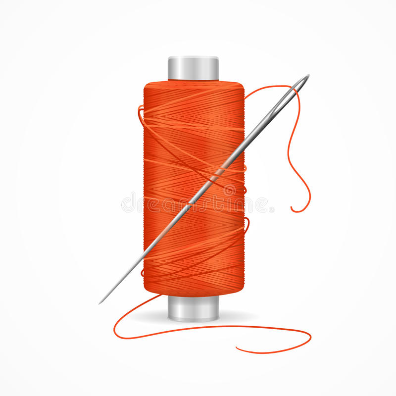 Thread Spool. Vector stock vector. Illustration of craft - 79286803