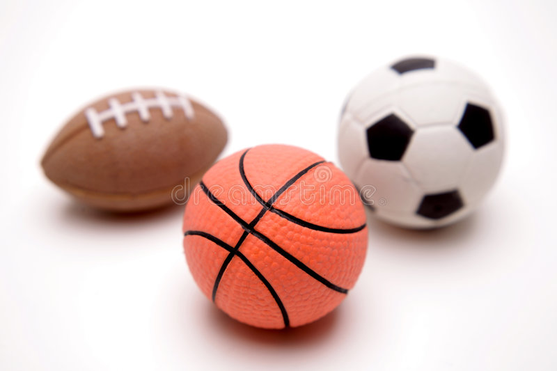 Download Three balls stock photo. Image of sports, basketball, balls - 3517390