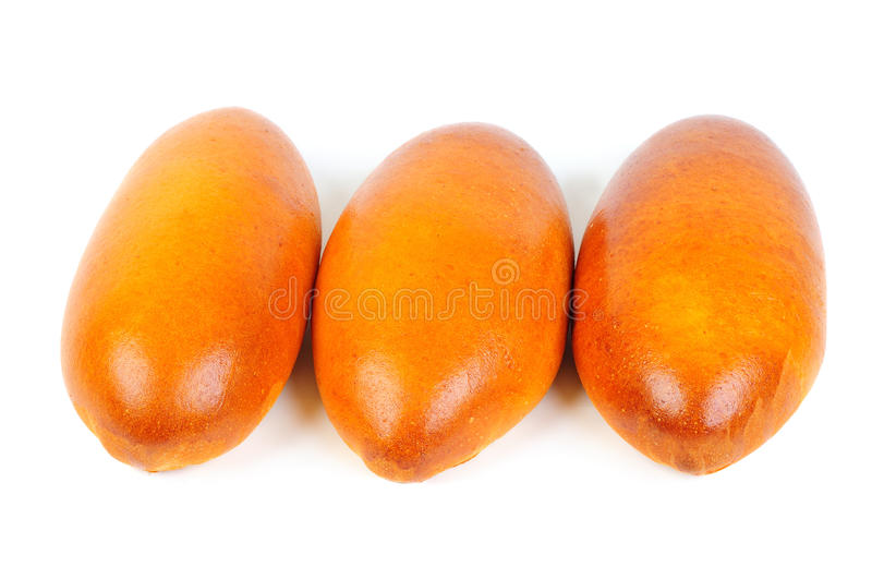 Download Three buns stock image. Image of isolated, delicious - 22543829