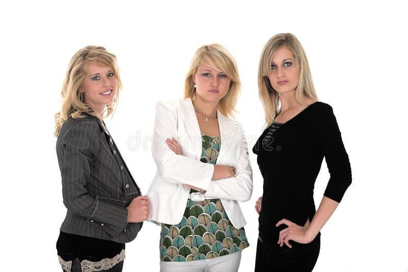 Three Business Woman Free Stock Image