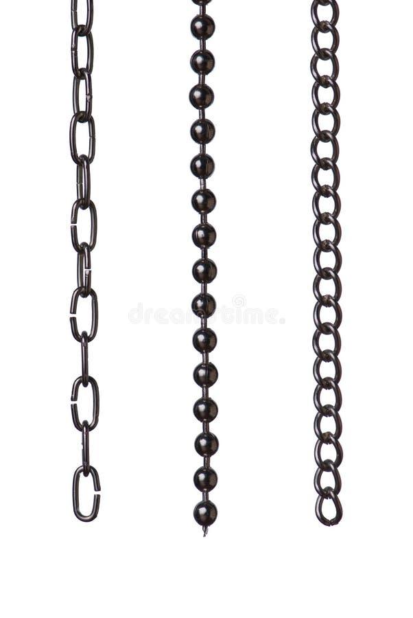 Free Three Chain Segments Royalty Free Stock Photo - 3700485