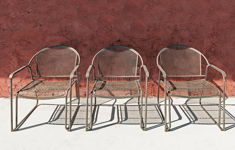 Download Three Chairs Stock Photography - Image: 25780582