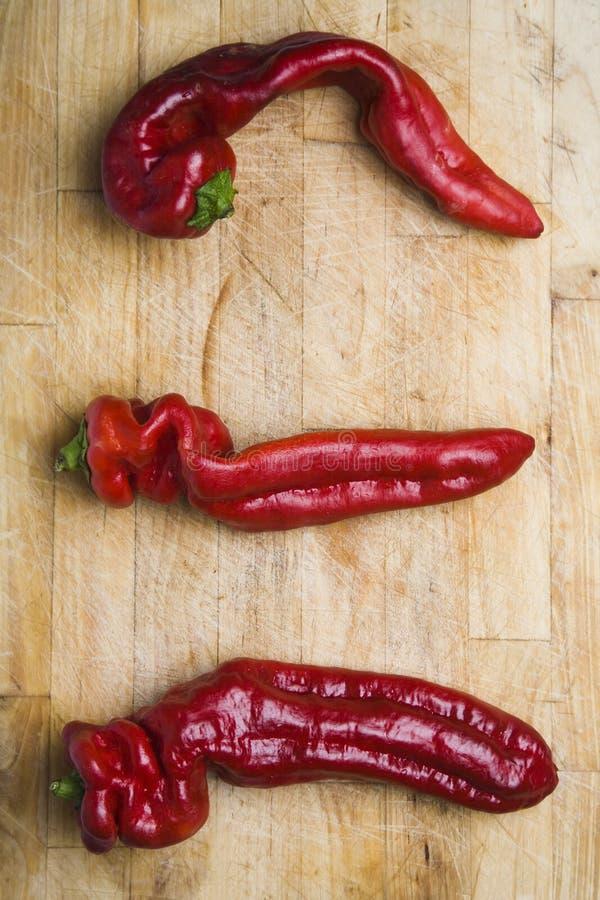 Download Three Chilis Royalty Free Stock Image - Image: 11106616