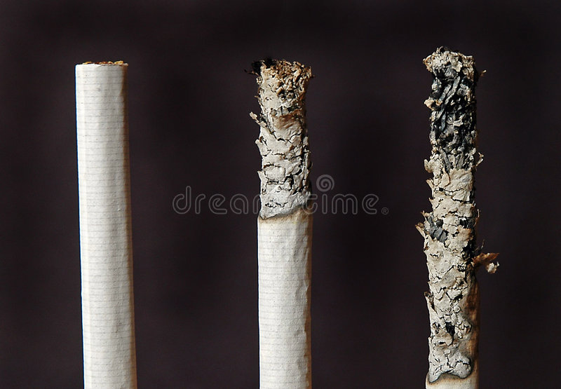 Download Three Cigarettes Royalty Free Stock Image - Image: 4486
