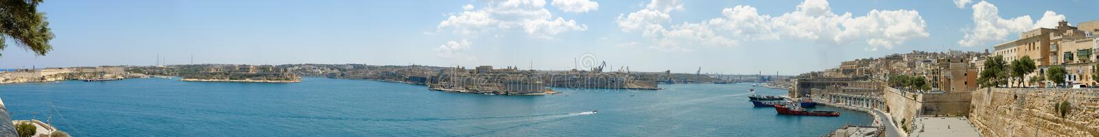 Download Three Cities Panorama Royalty Free Stock Image - Image: 5186346