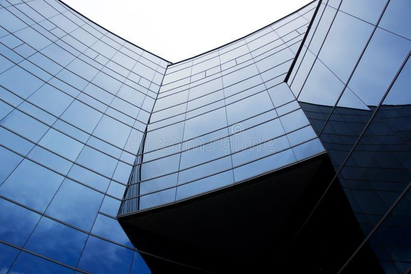 Download Three Curve Arc Glass Walls Stock Photo - Image: 21063612