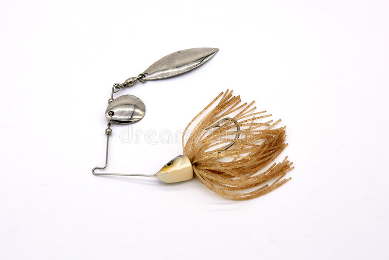 Three Fishing lure top water shallow and deep water royalty free stock image