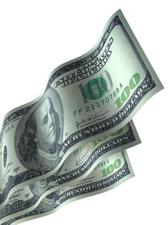 Three hundred dollars royalty free stock image