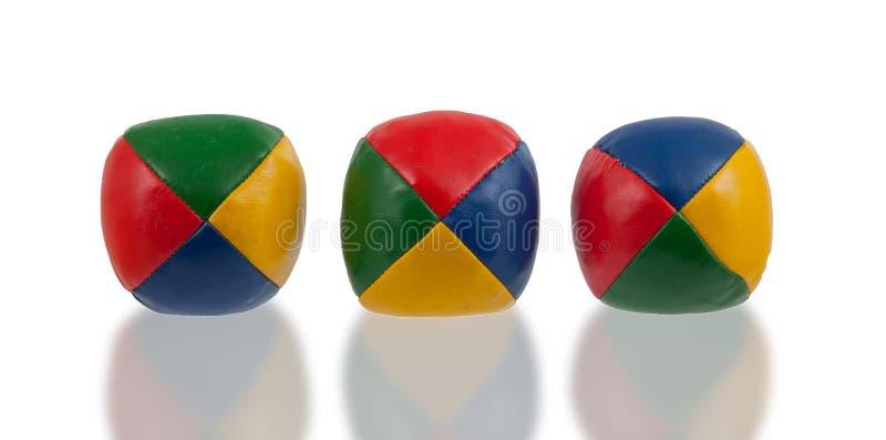 Download Three juggle balls stock photo. Image of agility, circus - 32620498