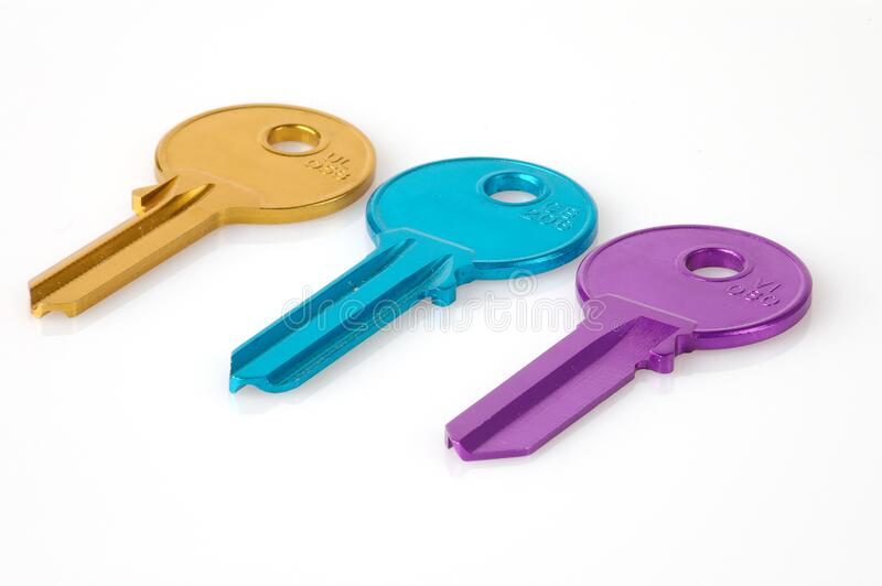 Three Keys In A White Background Photo Free Public Domain Cc0 Image
