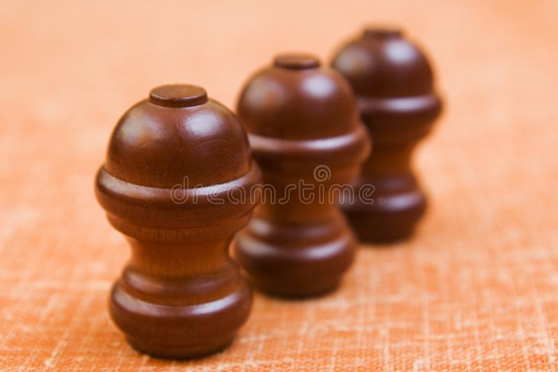 Download Three knobs online stock photo. Image of wood, soft, grip - 16722780