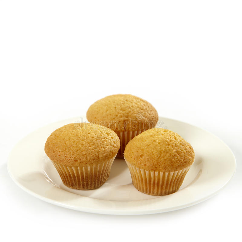 Free Three Muffins Stock Images - 13241874